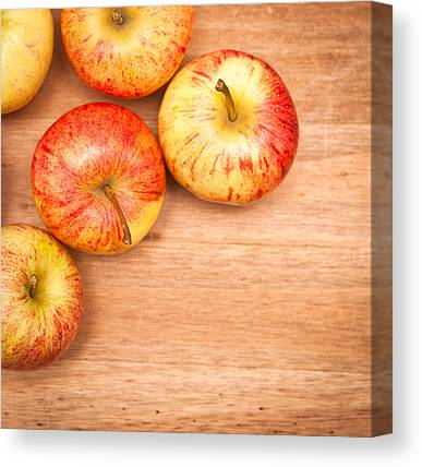 Fruit Baskets Canvas Prints