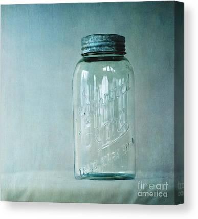 Jars Canvas Prints