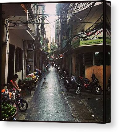 Vietnamese Canvas Prints