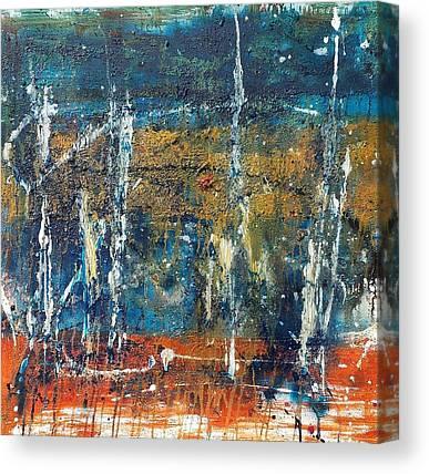James Johnson Canvas Prints