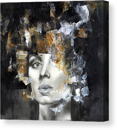 Abstracted Realism Canvas Prints