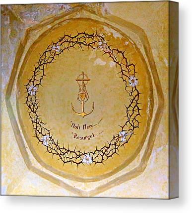 Coptic Art Canvas Prints
