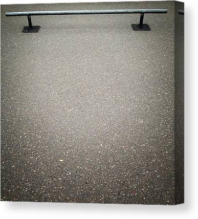 Balance Beam Canvas Prints