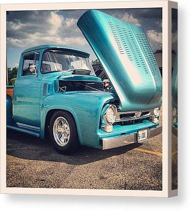 Trucks Canvas Prints