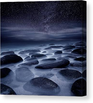 Waterscape Canvas Prints