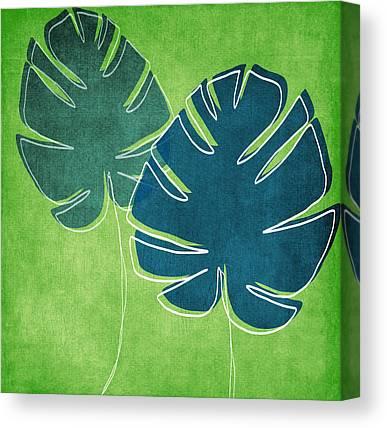 Jungles Canvas Prints