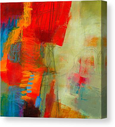 Crayons Canvas Prints
