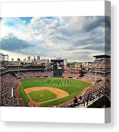 Arizona Diamondbacks Canvas Prints