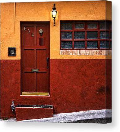 San Miguel De Allende Canvas Prints