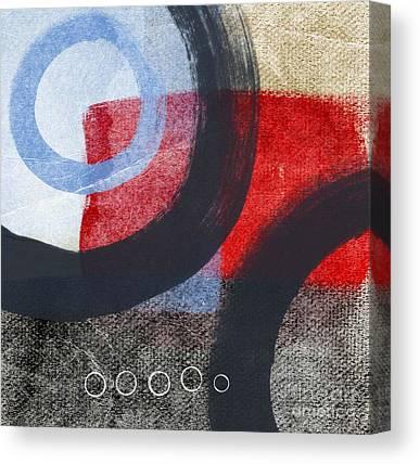 Geometric Abstract Art Canvas Prints