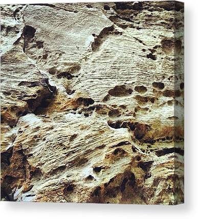 Red Rock Canvas Prints