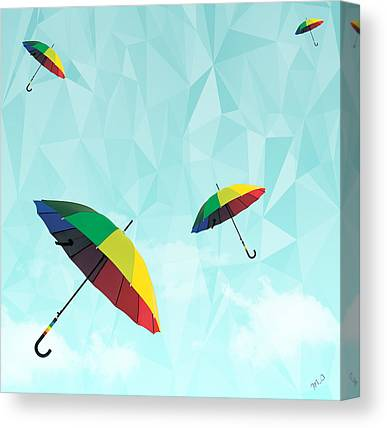 Magician Canvas Prints