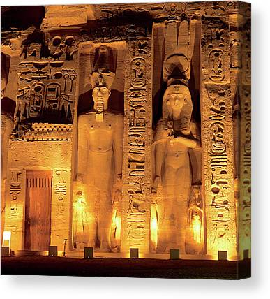 Hathor Canvas Prints