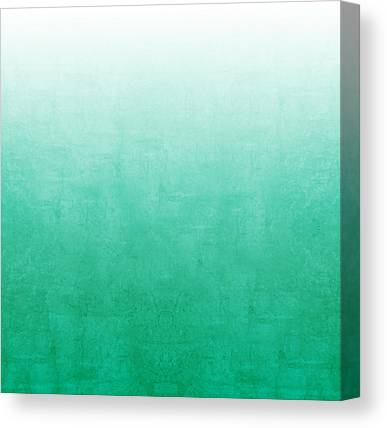Emerald Canvas Prints