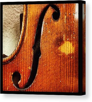 Violin Canvas Prints