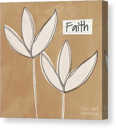 Motivational Scriptures Canvas Prints
