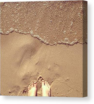 Feet Canvas Prints
