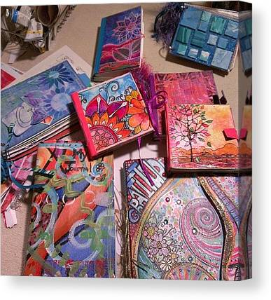 Handmade Canvas Prints