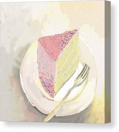 Bakeries Canvas Prints