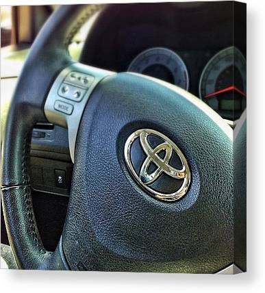 Toyota Canvas Prints