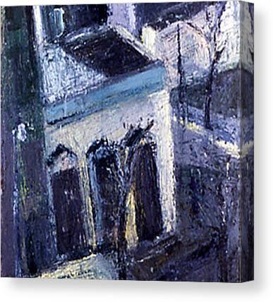 Jasper Johns Canvas Prints