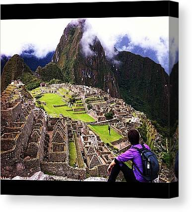 Peruvian Canvas Prints