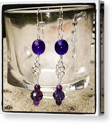Gemstones Canvas Prints