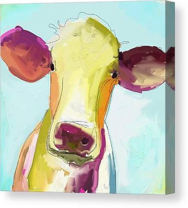 Vegetarian Canvas Prints