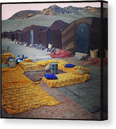Sahara Desert Canvas Prints