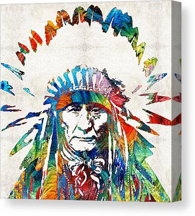 Hopi Canvas Prints