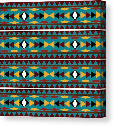 Navajo Canvas Prints