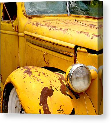 Truck Canvas Prints