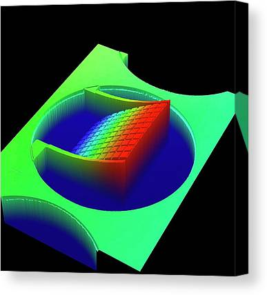 Microelectromechanical Systems Canvas Prints