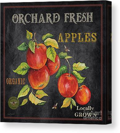 Locally Grown Paintings Canvas Prints