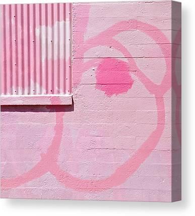 Graffiti Walls Canvas Prints