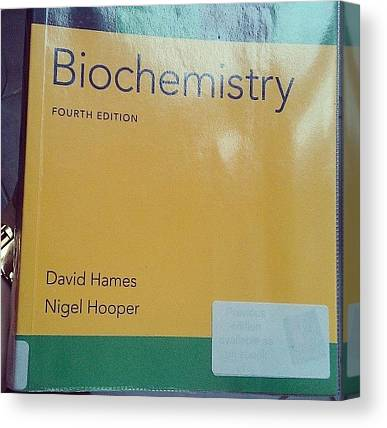 Biochemistry Canvas Prints