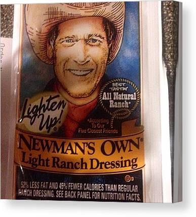 Ranch Dressing Canvas Prints