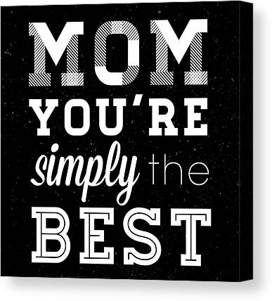 Mom Canvas Prints