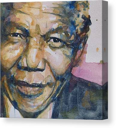 Famous Faces Canvas Prints