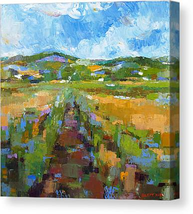 Becky Kim Artist Canvas Prints
