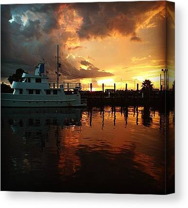 New Orleans Canvas Prints