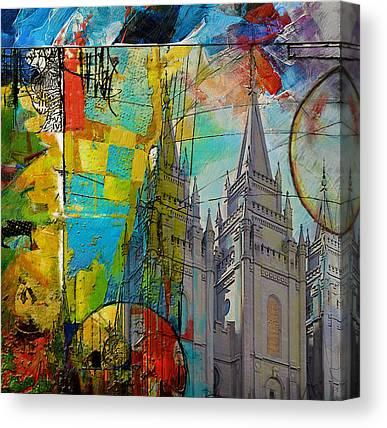 Temple University Canvas Prints