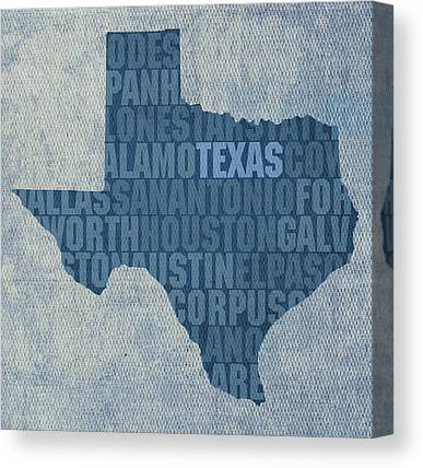 Austin Canvas Prints