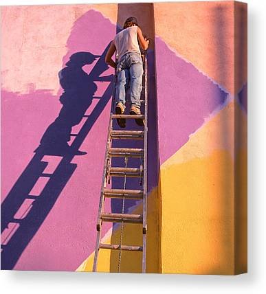 Arte Urbano Canvas Prints