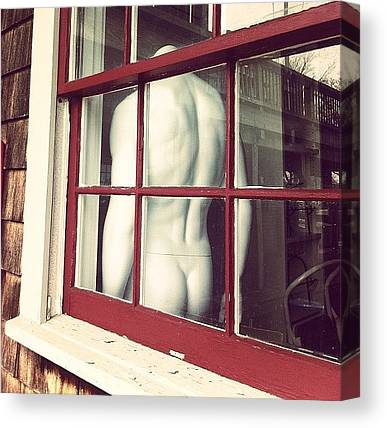 Male Nudes Canvas Prints