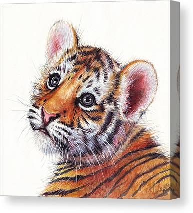 Nursery Decor Canvas Prints