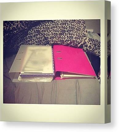 Folders Canvas Prints