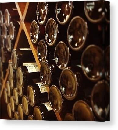 Wine Canvas Prints