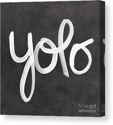 Calligraphy Canvas Prints