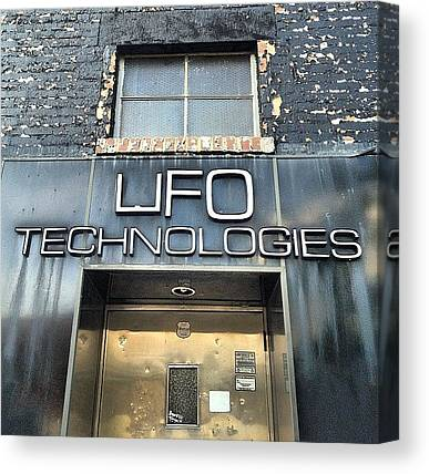 Ufos Canvas Prints